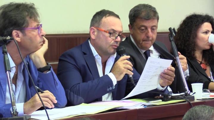 Felice Gaglione e Giovanni Palomba