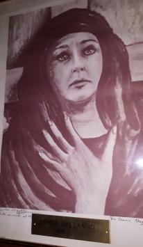 Cihara Pico, premio Donna dell'Anno