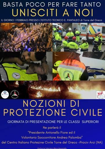 corso protezione civile