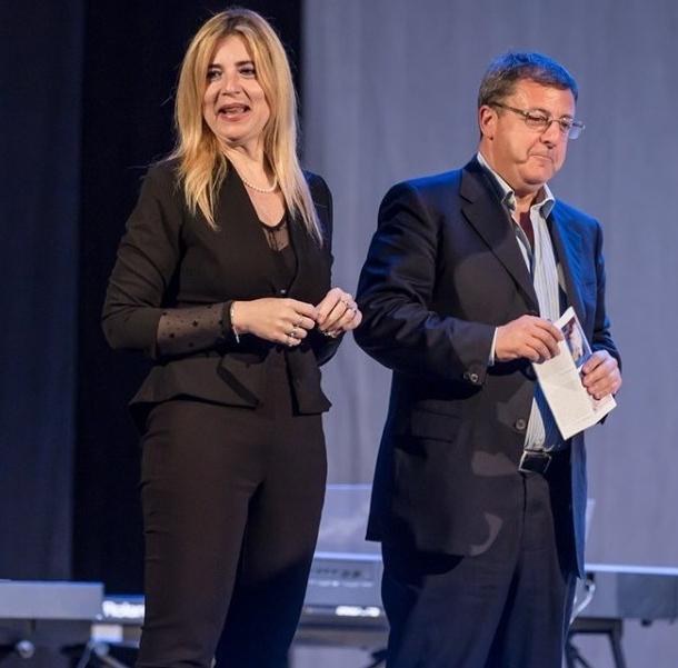 Anna Pizzo e Giovanni Palomba