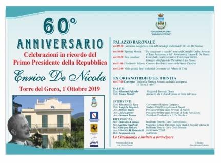 Evento Enrico De Nicola